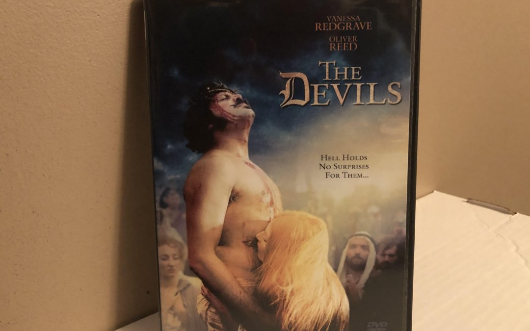 1971.  The Devils.  Directed & Written by Ken Russell.  United Kingdom.
