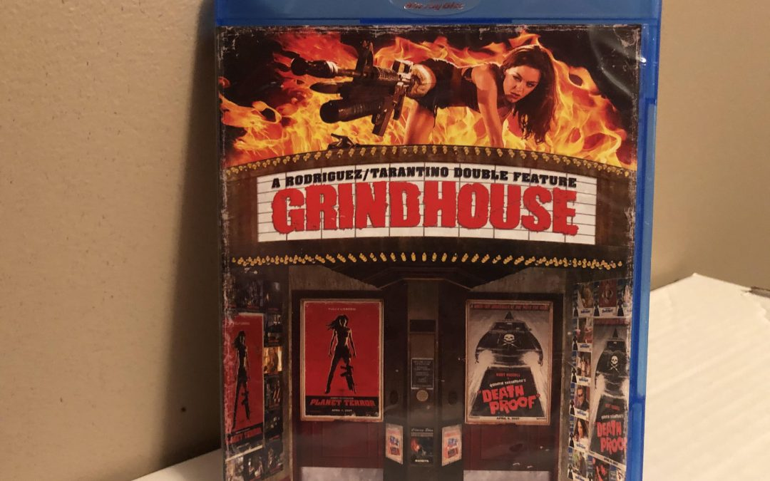 Grindhouse, directed by Robert Rodriguez & Quentin Tarantino (2007)